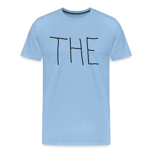 THE - Men's Premium T-Shirt