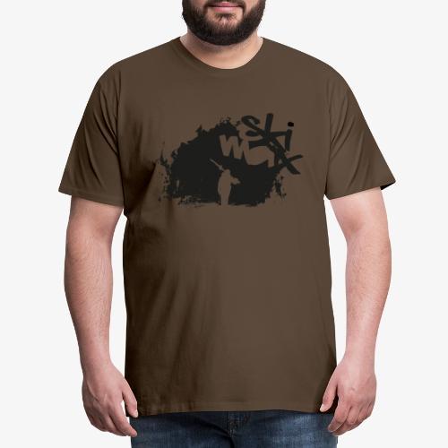 Ski Max - Men's Premium T-Shirt