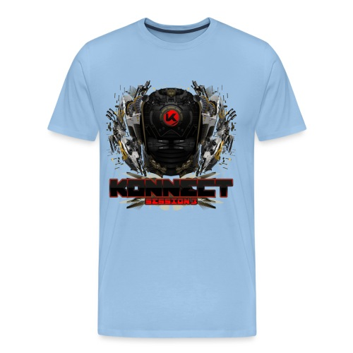 Konnect-S3-Tshirt - Men's Premium T-Shirt