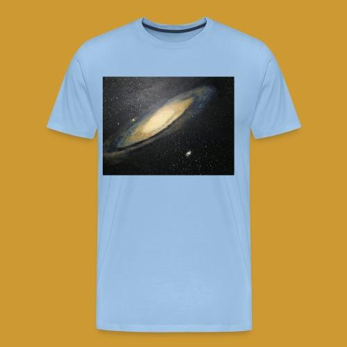 Andromeda - Mark Noble Art - Men's Premium T-Shirt