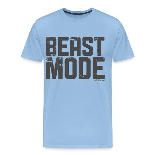 beastmode_logo - Men's Premium T-Shirt