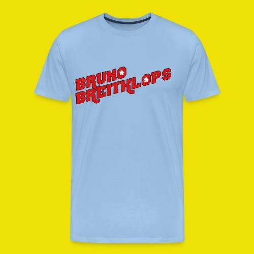 Bruno Breitklops - Männer Premium T-Shirt