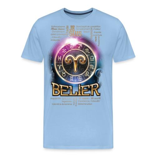 BELIER - T-shirt Premium Homme