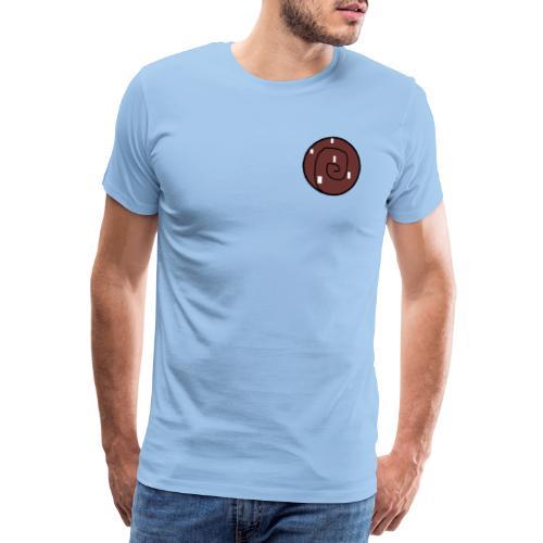 Bulle (ny) - Premium-T-shirt herr
