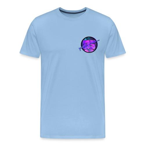 muma zigz png - Men's Premium T-Shirt