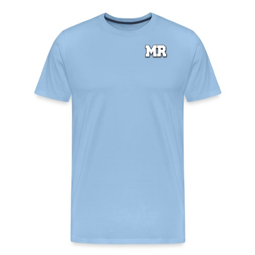 MR OUTRO LOGO - Men's Premium T-Shirt
