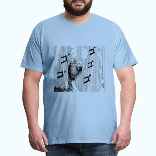 The Devils Sketch - Men's Premium T-Shirt