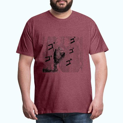 The Devils Sketch - Men's Premium T-Shirt