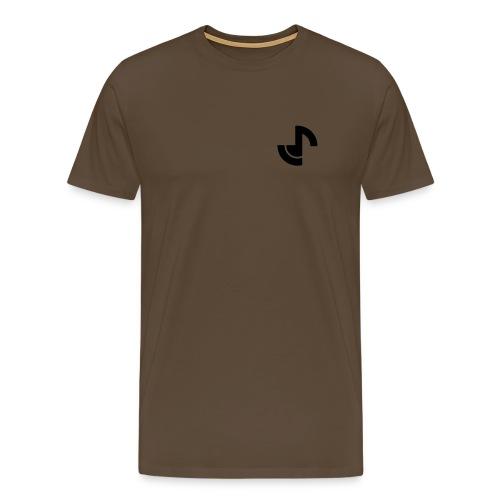 logo vector - Men's Premium T-Shirt