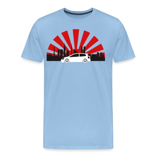 Tokio EP-01 - Männer Premium T-Shirt