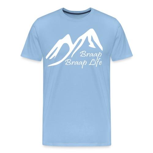 Braaap Braaap Life - Premium-T-shirt herr