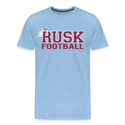 RUSKHIGHFB v - Men's Premium T-Shirt