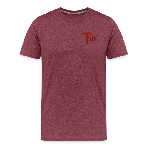 tau-with-knots - Männer Premium T-Shirt