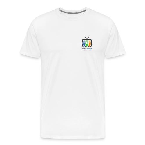 Telefilm Addicted Logo - Maglietta Premium da uomo