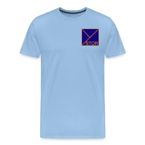 Ystor Logo - T-shirt Premium Homme