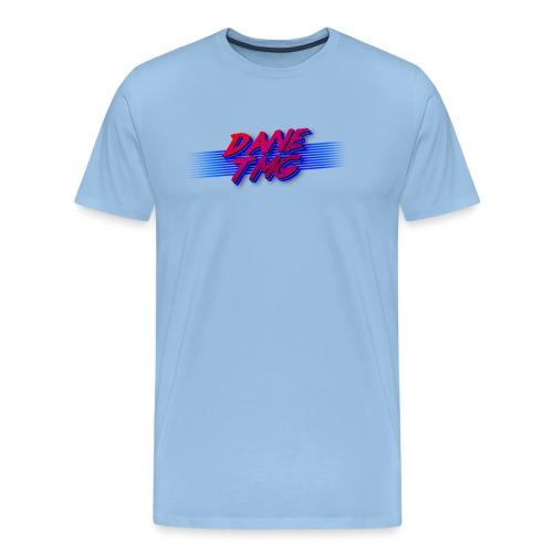 DaneTMG Retro Design - Men's Premium T-Shirt