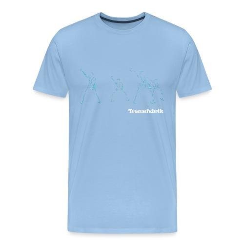 TF TShirt png - Männer Premium T-Shirt