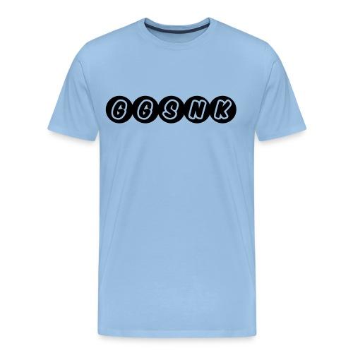8_GGSNK-Spreadshirt - Männer Premium T-Shirt