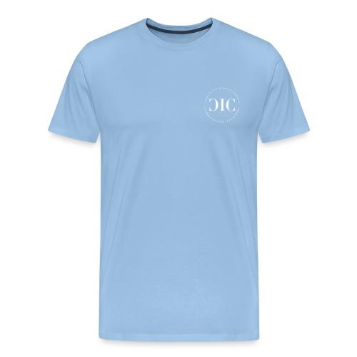 comme le ciel logo T-Shirt - Men's Premium T-Shirt