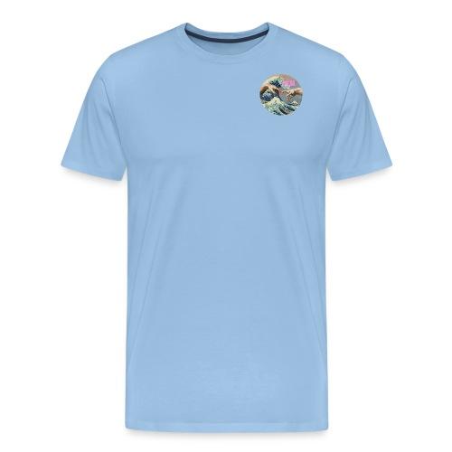 Mushkila Concept Art - Camiseta premium hombre