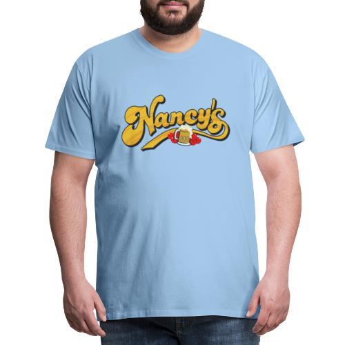 Nancy's Tavern - Men's Premium T-Shirt