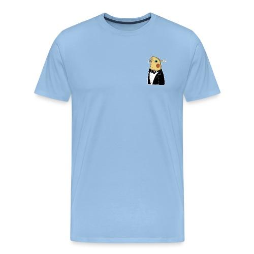 Fancy cockatiel - Mannen Premium T-shirt