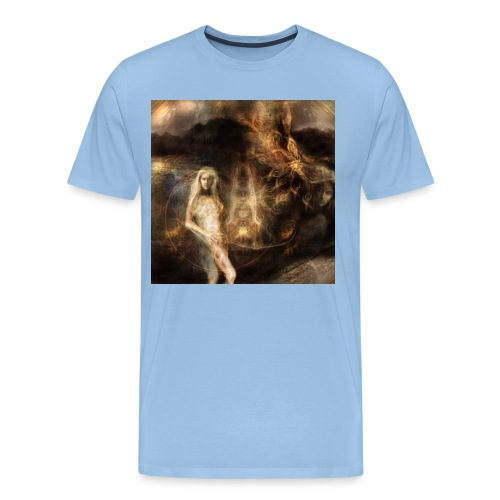 the way of digital renaissances - Männer Premium T-Shirt