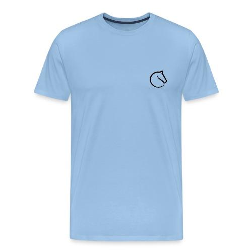 lichess logo - Men's Premium T-Shirt