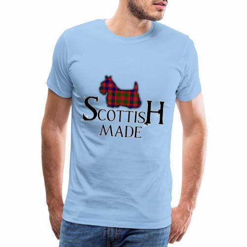 Scottish Made Scotty Dug - Men's Premium T-Shirt