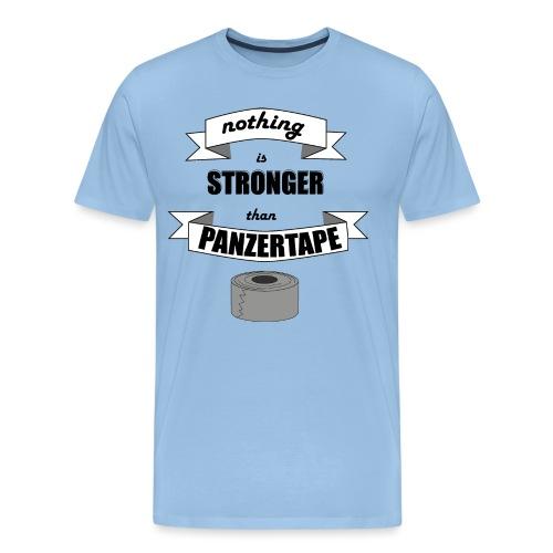panzertape - Männer Premium T-Shirt