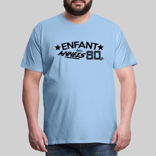 ENFANT DES ANNEES 80 - T-shirt Premium Homme