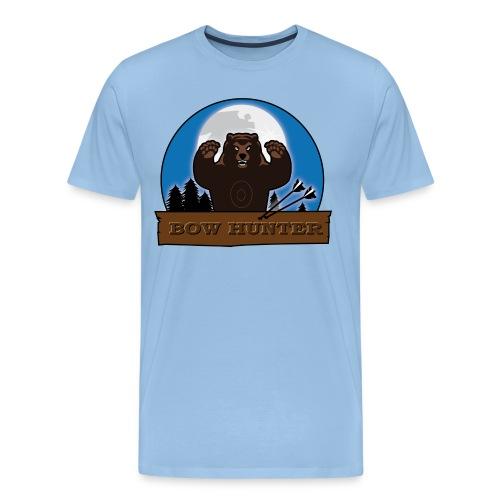 3D_bär - Männer Premium T-Shirt