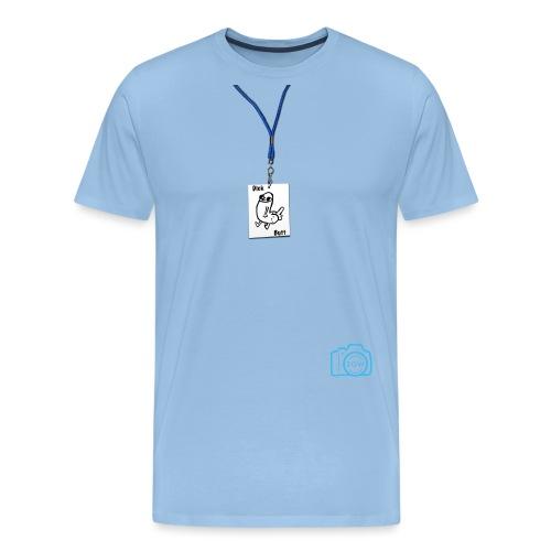DickButt - Men's Premium T-Shirt