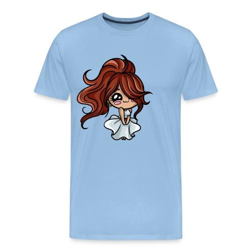 Fille Kawaii - T-shirt Premium Homme
