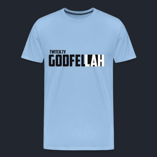 twitchgodfellah - Männer Premium T-Shirt