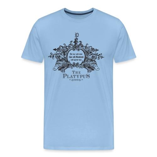 Platypus - Mannen Premium T-shirt