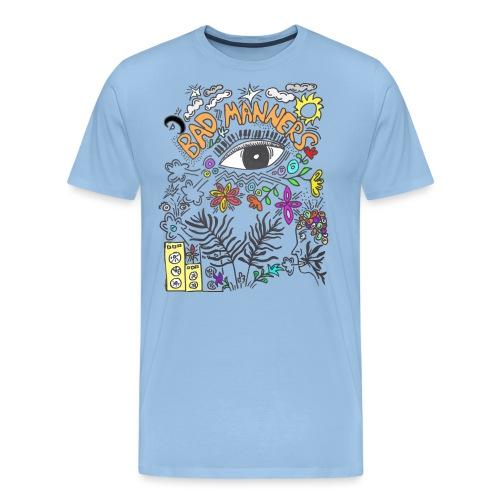 Bad Manners - Men's Premium T-Shirt
