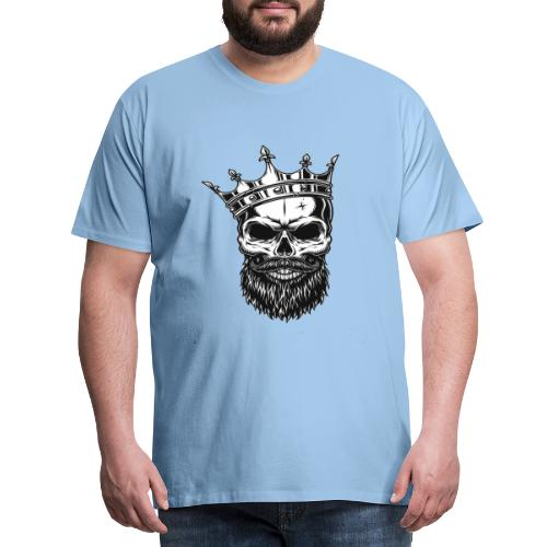 MOR SOLO - Camiseta premium hombre