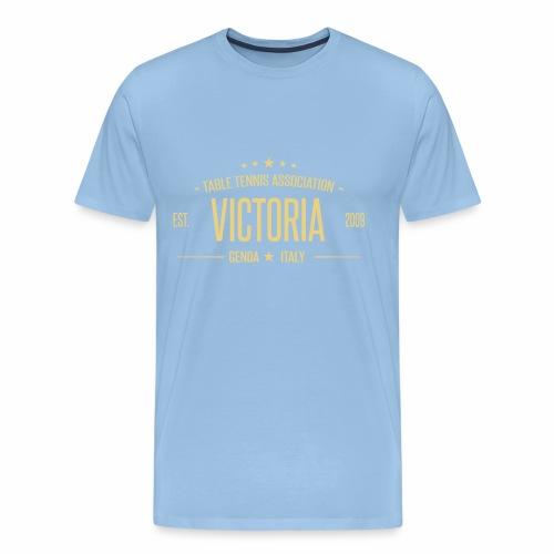 logo victoria - Maglietta Premium da uomo