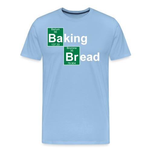 Baking Bread - Men's Premium T-Shirt