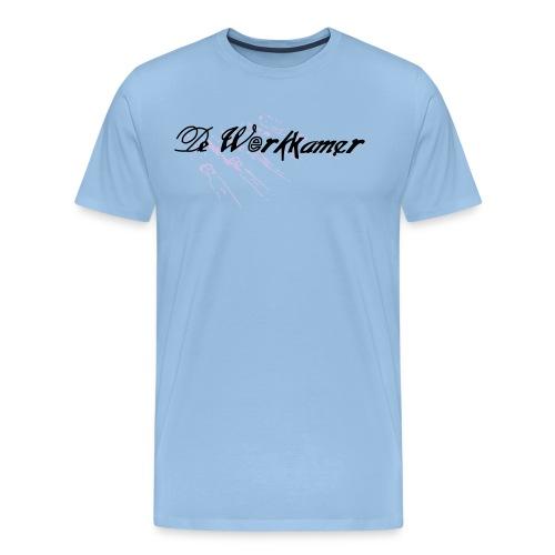 werkkamer edit - Mannen Premium T-shirt