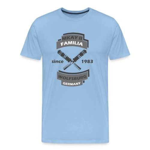mk2outlaws1 - Männer Premium T-Shirt
