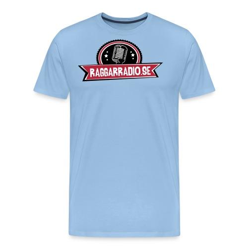 raggarradio - Premium-T-shirt herr