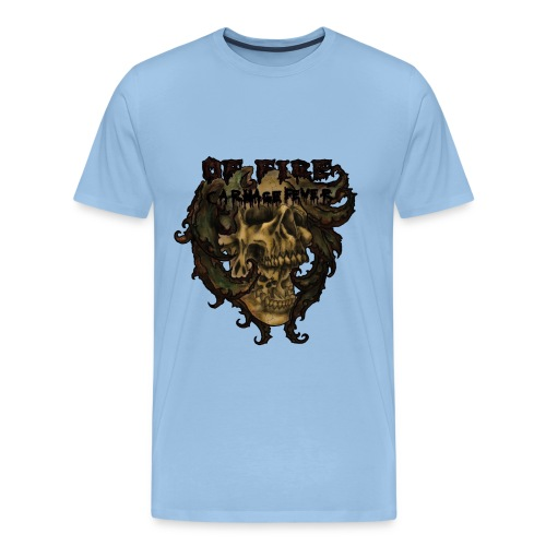 Carnage Fever Color - Men's Premium T-Shirt