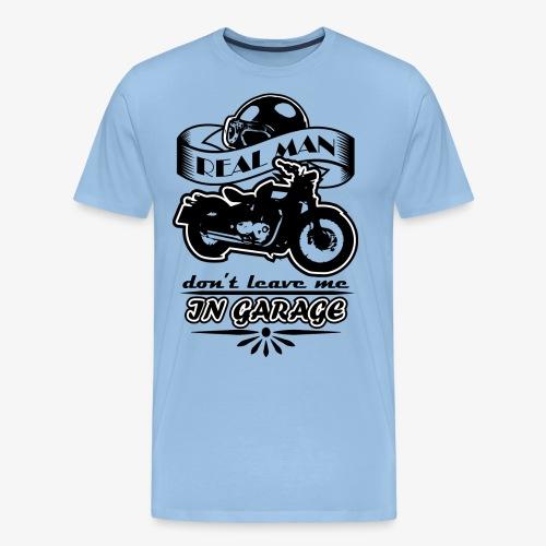 biker style - Maglietta Premium da uomo