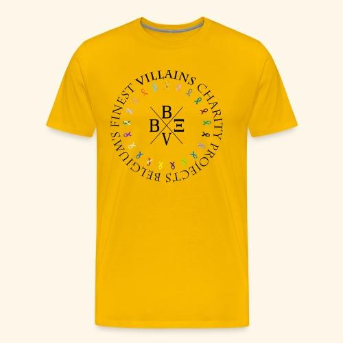BVBE Charity Projects - Men's Premium T-Shirt