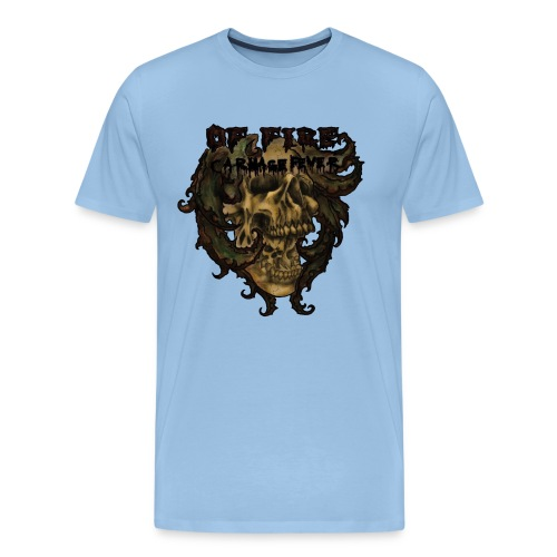 Carnage Fever Color - Men's Premium T-Shirt