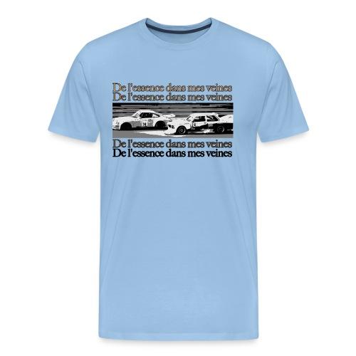 DLEDMV - Vintagerace#1 - T-shirt Premium Homme