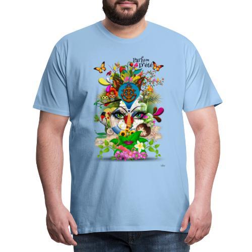 Parfum d'été by T-shirt chic et choc - T-shirt Premium Homme