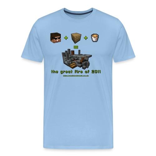 Equation - Men's Premium T-Shirt